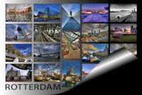 Gratis desktop wallpaper van Rotterdam