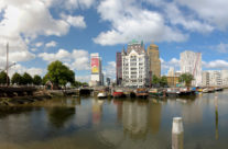 Panorama Oude Haven