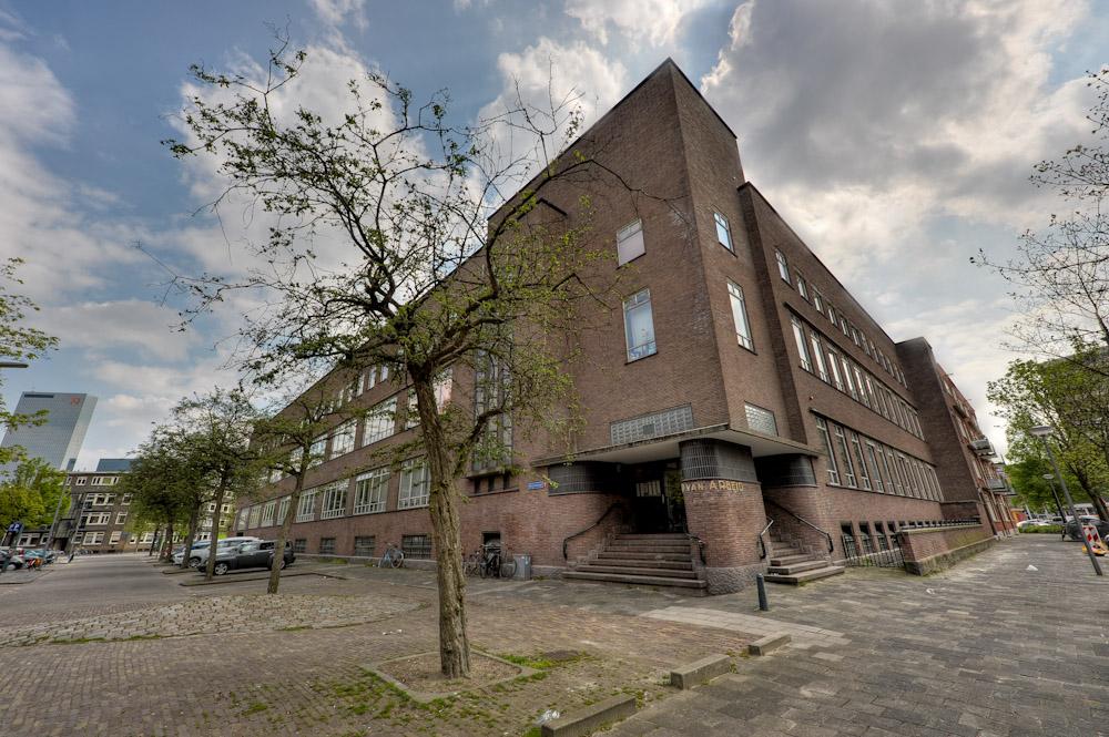 Raad van Arbeid, Schepenstraat, Rotterdam