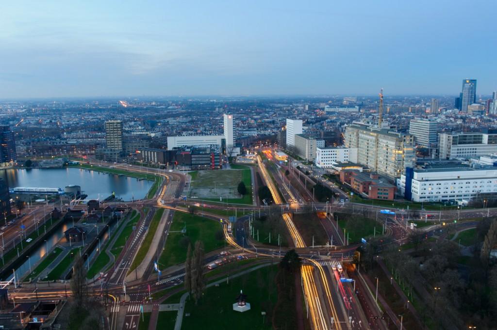 Droogleever Fortuynplein Rotterdam