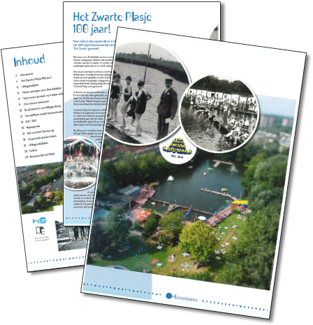 Publicatie InHillegersberg over Zwarte Plasje