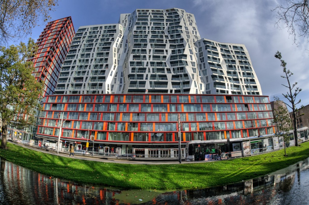 de Calypso in Rotterdam